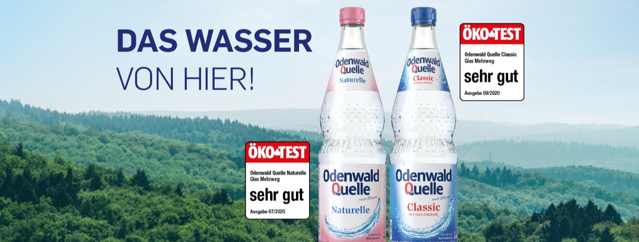 Odenwald Quelle Öko Test